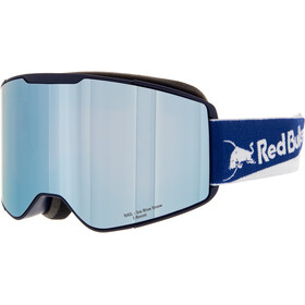 Red Bull SPECT Rail Goggles, blue-ice blue snow